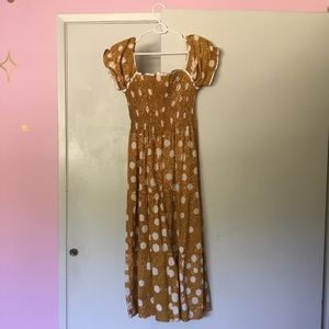 PERFECT summer smock dress